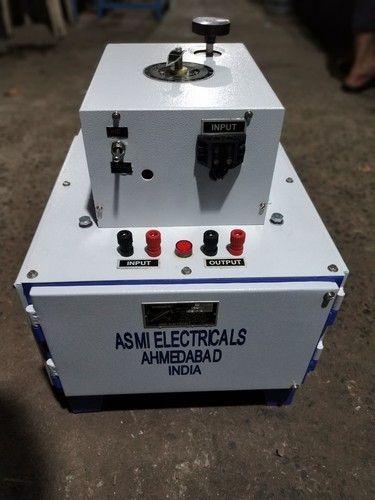Motorized Variable Transformer