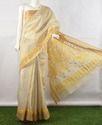 Chikan Embroidered Ladies Saree