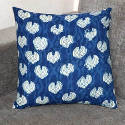 Sanganeri Hand Block Printed Cushion Cover