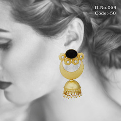 Antique Traditional Jhumka Earring