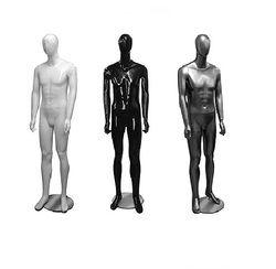 Man Standing Mannequins