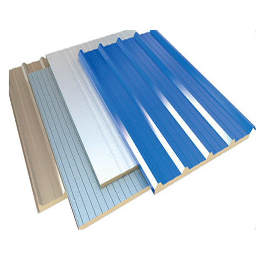 Puff Panel Coldroom Sandwich Puf Panel Manufacturer From
