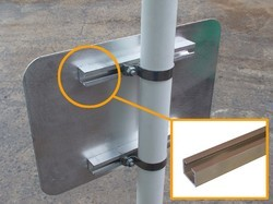 Traffic Sign Board Clamp
