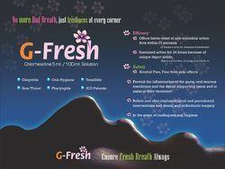 G-Fresh Mouth Gel
