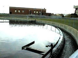 Industrial Water Clarifier Plant