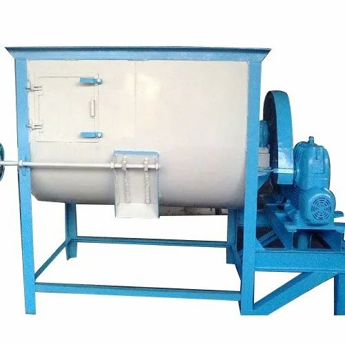Cattle Feed Mixer Machine - Cattle And Poultry Feed Mixer Machine