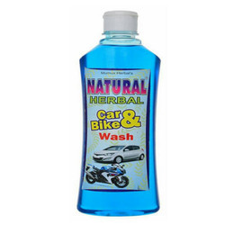 Natural Car Wash Cleaner