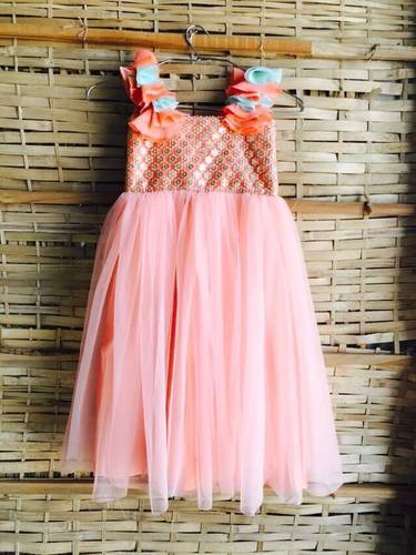 c1668b15c2c2 Baby Frock - Pink Baby Frock Manufacturer from Surat
