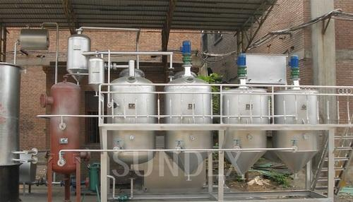Soya Lecithin Powder Plant