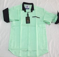 Men's Satin Shirts