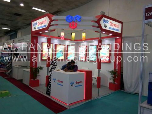 Exhibition Stall Branding : Expo branding services exhibition stall fabrication fabricators