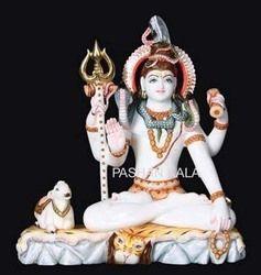 Idol Marble Shiva Statue