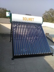 Solwet Solar Water Heater