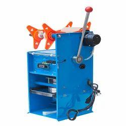 Semi Auto Cup Sealing Machine