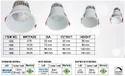 LED COB Consealed Light