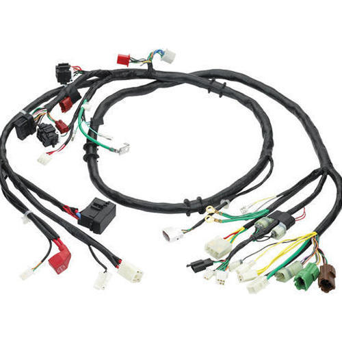 wiring harness 2 wheeler wiring harness manufacturer from new delhi Automotive Wire Harnesses Engines at Automotive Wiring Harness Manufacturers In India