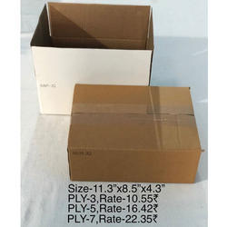Double Wall Corrugated Box