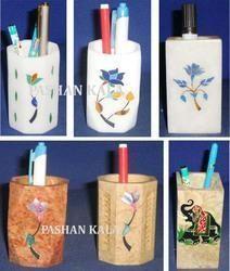 Marble Pen Holders