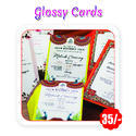 Multi Colors - Wedding Cards (Glossy - A3 Size/ 300 Gsm)