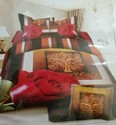 Zonica Bed Sheet (Rosepetal)