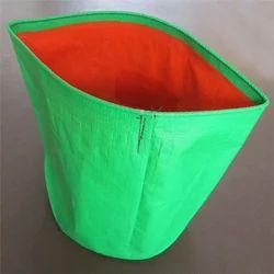 """15"""" X 15"""" HDPE  200gsm Green Grow Bags"""