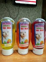 Natural Herbal Face Wash