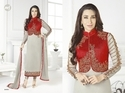 Collar Neck Pakiza Salwar Suit
