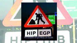 3M Retro Reflective Road Sign Board
