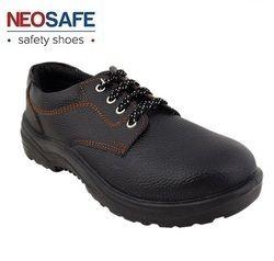Neosafe Leather Steel Toe Safety Shoe