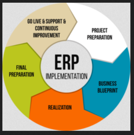Erp implementation services service provider from mumbai erp implementation services malvernweather Choice Image