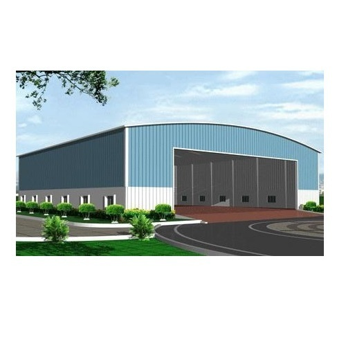 Pre Engineered Building Shed