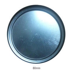Metallic 80 MM Drum Cap Seal