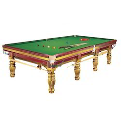 Snooker Table With 777 Cloth