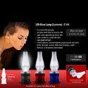 Lantern Type LED Blow Lamp