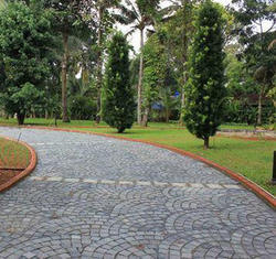 Cobble Stone Pavers For Pathway
