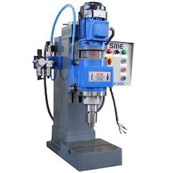 riveting machines radial riveting machines hydraulic manufacturer from faridabad. Black Bedroom Furniture Sets. Home Design Ideas