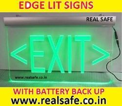 Edge Lite Sign