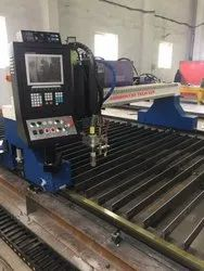 Eco Smart Series CNC Flame And Plasma Cutting Machine