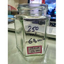 Hexagonal Jar 250 Ml