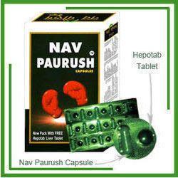 NAV Purush Capsule ( Body Grow )