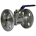 HDPE Ball Flanged End Valves