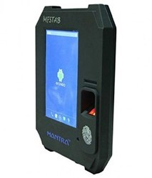 Mantra Aadhar Biometric Machine MFS Tab