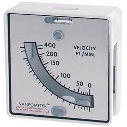 Model 480 Vaneometer Swing Vane Anemometer
