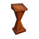 Woodennxt Wooden Podium