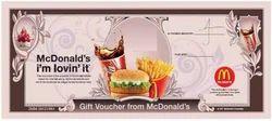 McDonald's - Gift Card - Gift Voucher