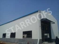 Factory Roofing Shed Contractors