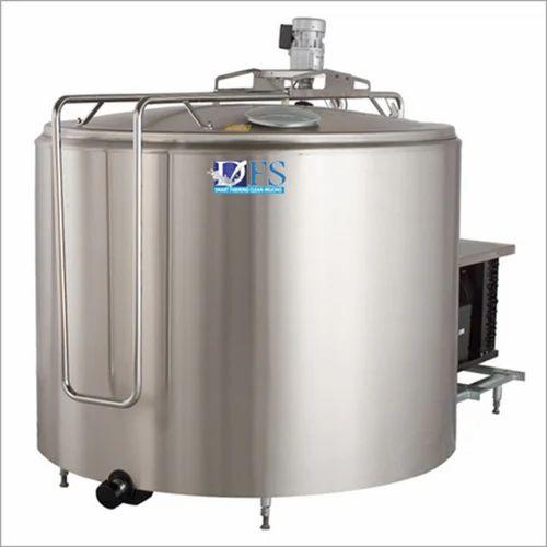 Bulk Milk Cooler Milk Cooler Manufacturer From Noida