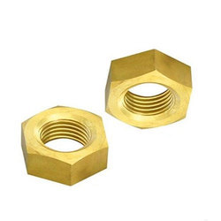 Brass Nut Bolts