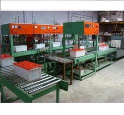 Battery Assembly Line Conveyor