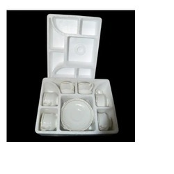 Thermocol Tea Set Packaging Materials